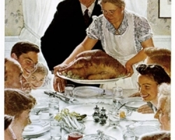 Norman-Rockwell-Thanksgiving-thanksgiving