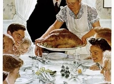 Norman-Rockwell-Thanksgiving-thanksgiving